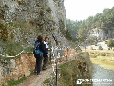 Ruta senderismo en el Cañón de Río Lobos; amistades; pueblos con encanto madrid